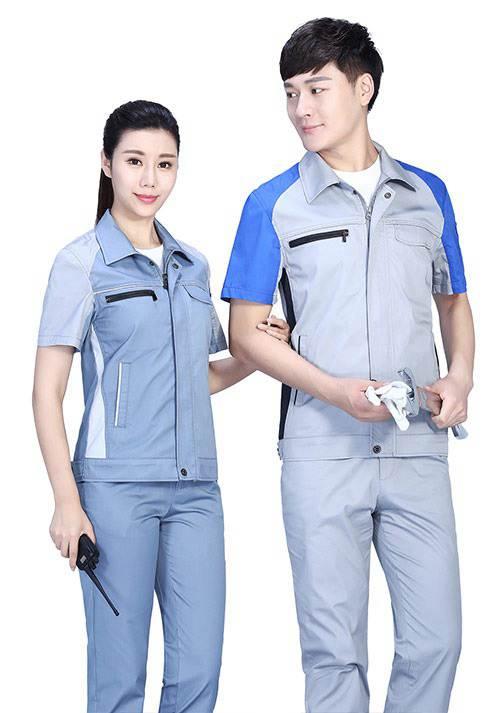半袖工装厂