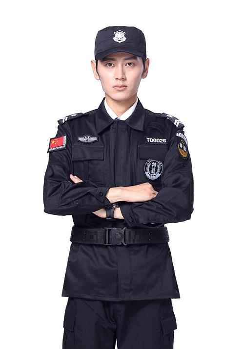 北京保洁保安制服定制—不同岗位的保安制服设计要点不同