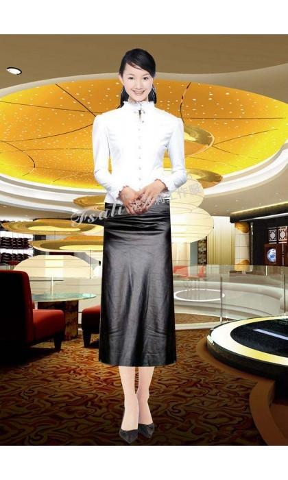 北京夜总会模特服装定制之定做工作服面料越厚越好吗