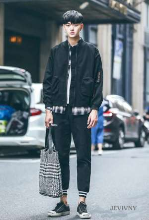 穿时尚夹克不如穿北京制服夹克衫,至酷至帅至潮!