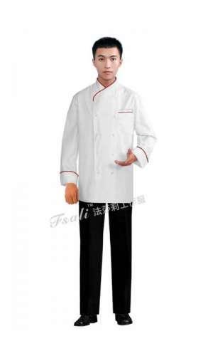 常见的厨师服定制面料有那些?