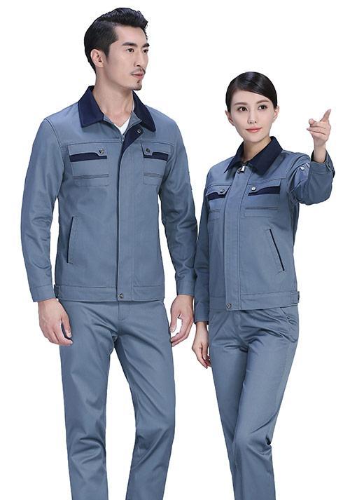 为什么电子厂工作服要选择防静材质?