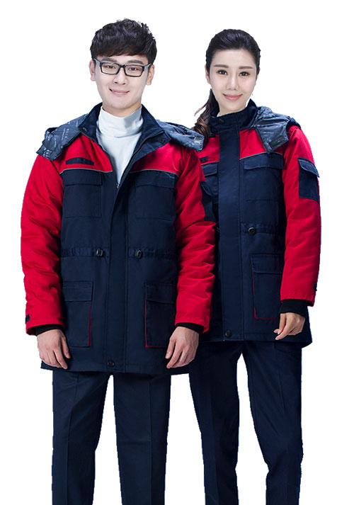 北京秋冬季工作服定做面料怎么选?