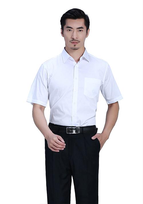 订制白衬衫的三种气质搭配