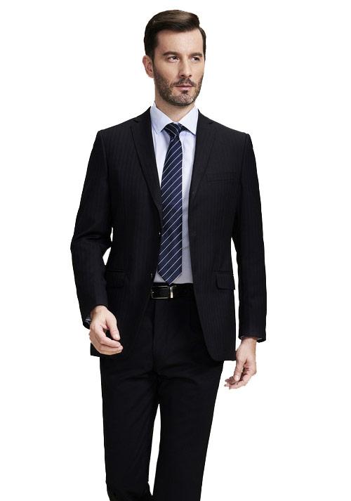 如何选择一件品质上乘的定制西服