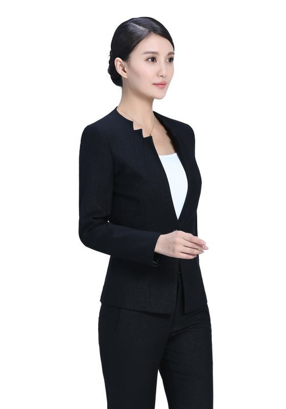 服务员服装定制有哪些款式特征?