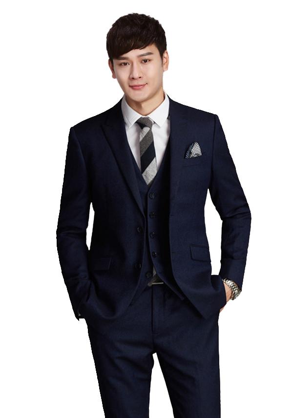 男士职业西服套装