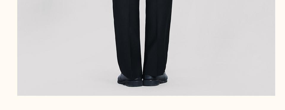 2019新款黑色男士商务中山装