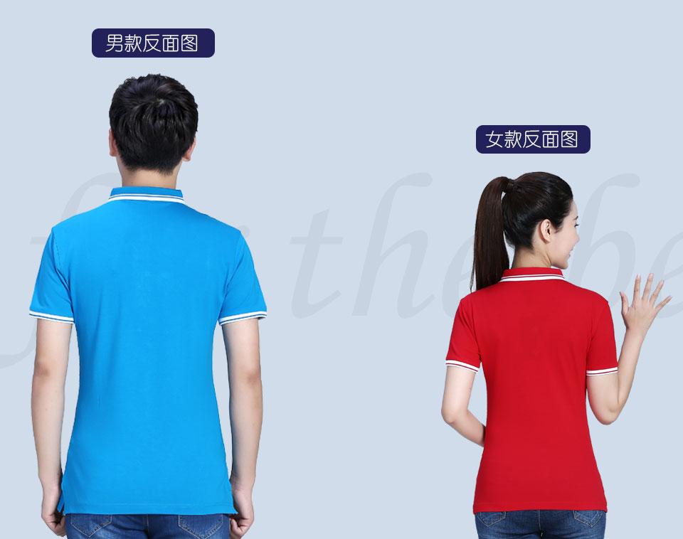 2019新款莫代尔珠地POLO衫T恤