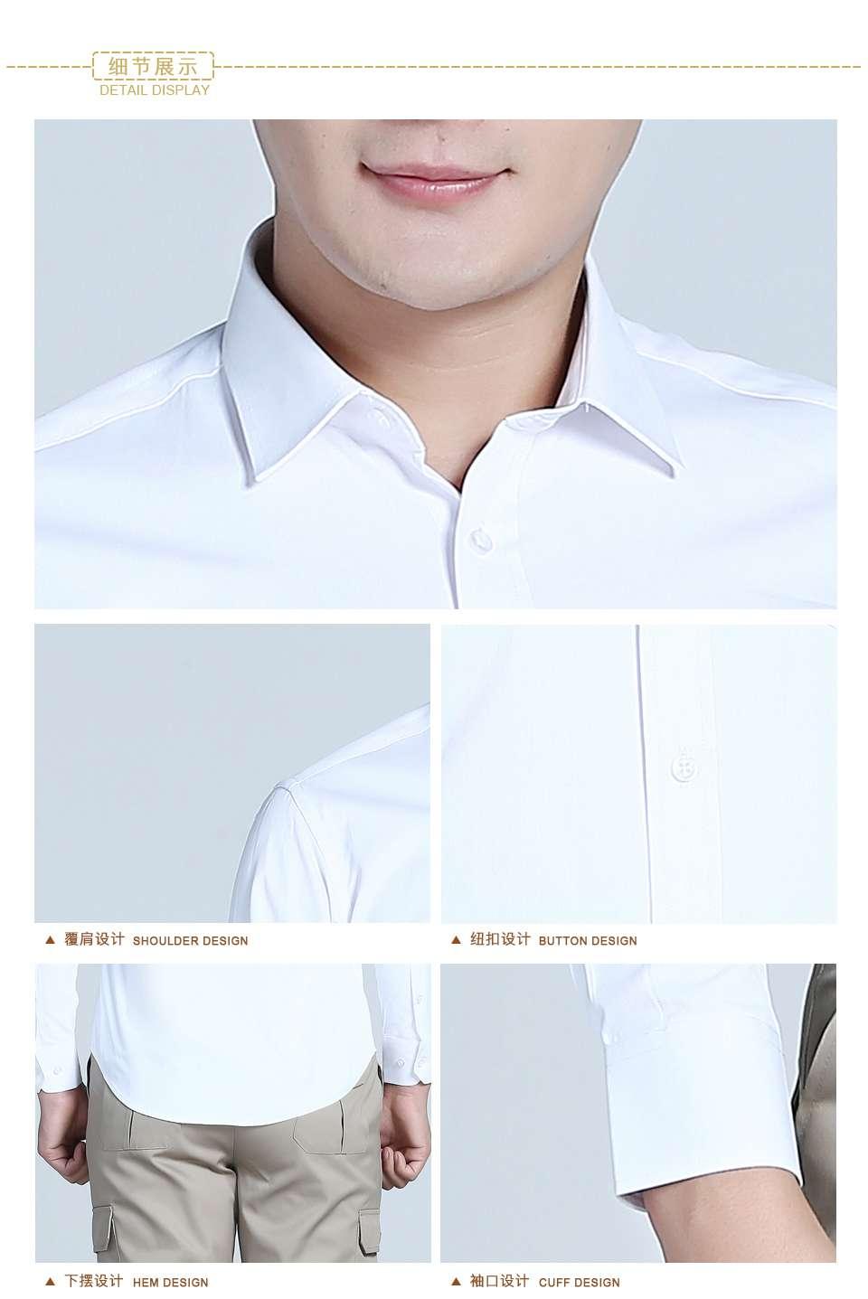2019新款浅蓝女浅蓝色条纹60棉80双织长袖衬衫